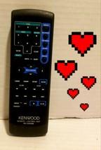 WORKS Kenwood RC-D0308 Original DVD Player Remote DVFR4050 DV705 DVFR507... - $8.96
