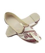F206 Traditinol Look Khussa Handmade Shoe/Juti/Mojari MENS Usa Size -11 - $26.73