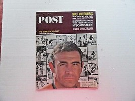 Saturday Evening Post Magazine July 17 1965 Complete - $9.99