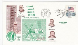 SECOND MANNED LAUNCH TO SKYLAB KENNEDY SPACE CENTER FLORIDA JUL 28 1973  - $1.98