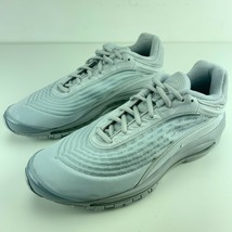 Nike Air Max Deluxe Size 11 Womens Pure Platinum Grey White Reflective M... - $189.95
