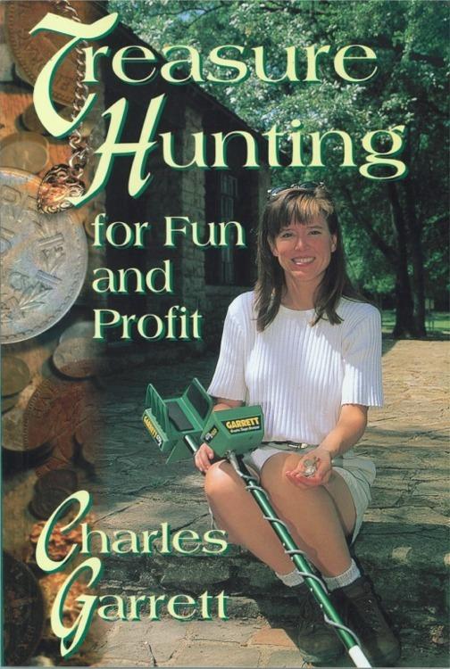 Treasure Hunting for Fun and Profit ~ Metal Detecting