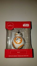 Hallmark ornament disney star wars b b 8 aka bb8 new in box christmas decor - $20.95