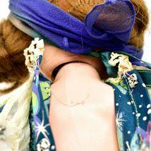 "Vintage 1950s Arranbee R&B Littlest Angel? Jointed Knee Walking Walker 11"" Doll image 7"