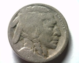 1924-S BUFFALO NICKEL ABOUT GOOD AG NICE ORIGINAL COIN FROM BOBS COINS F... - $14.00