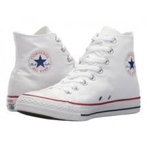 Converse Chuck Taylor All Star High Top Canvas Sneaker Optical White M7650 - $59.95