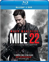 Mile 22 [Blu-ray+DVD, 2018]