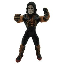 Sting WCW Wrestling Year 2000 Marvel Action Figurine  - $12.85