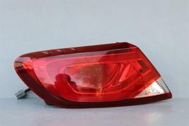 15-17 Chrysler 200 LED Outer Tail Light Taillight Driver Left LH image 2