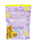 Keto snack: Sejoyia Coco-Roons low carb Chocolate chip Bites 3 oz 3 ct (... - $23.27