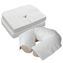 EARTHLITE Disposable Face Cradle Covers – Medical-Grade, Ultra Soft, Lux... - $20.21