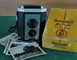Brownie Reflex Synchro model 173 1950's vintage in box 1950's - $18.85