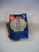 2000 McDonald's Teenie Beanie Baby Lucky The Ladybug New # 5 In Series - $1.35