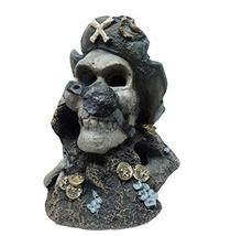 Pirate Captain Resin Aquarium Ornament, 12x10x10cm - €23,19 EUR