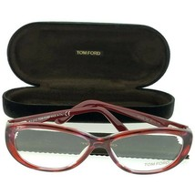 Tom Ford Eyeglasses Size 54mm 130mm 13mm New With Case Made In Italy - $115.18
