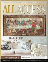 March 2018 Anita Goodesign All Access Used (CD ONLY) - $68.31