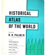 Historical Atlas of the World Rand McNally 1962 - $6.95