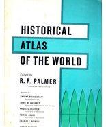 Historical Atlas of the World Rand McNally 1962 - $5.00