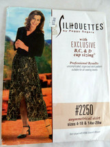 Silhouettes by Peggy Sagers Pattern 2250 Asymmetric skirt All sizes Uncut - $6.67