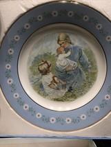 VINTAGE 1974 Collector Plate Tenderness Avon Commemorative Pontesa Irons... - $24.75