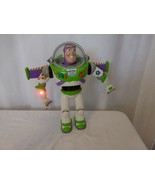 """Toy Story Talking Light up Buzz Lightyear 12"""" Action Figure Movie Voice - $16.85"""