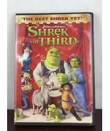 Shrek the third (DVD) - $7.70