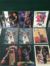 Vintage Lot 108 Karl Malone NBA Basketball Trading Card image 2