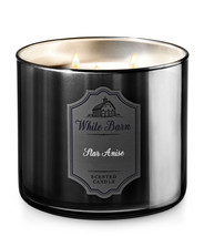 White Barn Star Anise Three Wick 14.5 Ounces Scented Candle - $24.45