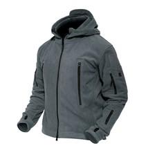 TACVASEN Winter Military Fleece Jacket Warm Men Tactical Jacket Thermal ... - $66.16