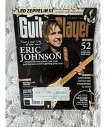 Guitar Player Magazine Eric Johnson - April 2020 - Led Zeppelin -Firkins... - $9.69