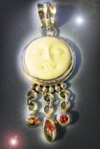 HAUNTED NECKLACE THE SLEEPING BEAUTY 10,000X EXTREME BEAUTY MAGICK SCHOL... - $166.66