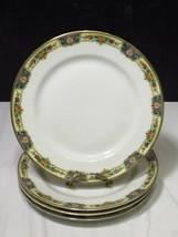 "4 antique t & v limoges france Bell Mark 8.75"" Plates stern brothers new... - $53.46"