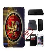 10 kinds Football team, 49ers iphone 7 plus wallet case, 10 kinds Footba... - $17.81