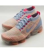 "NEW WMNS Nike Air Vapormax Flyknit ""Hydrogen Blue"" AJ6910-400 Size 8.5 - $178.19"