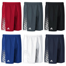 adidas Men's Shorts ClimaLite FF Athletic Short Authentic Licensed NEW