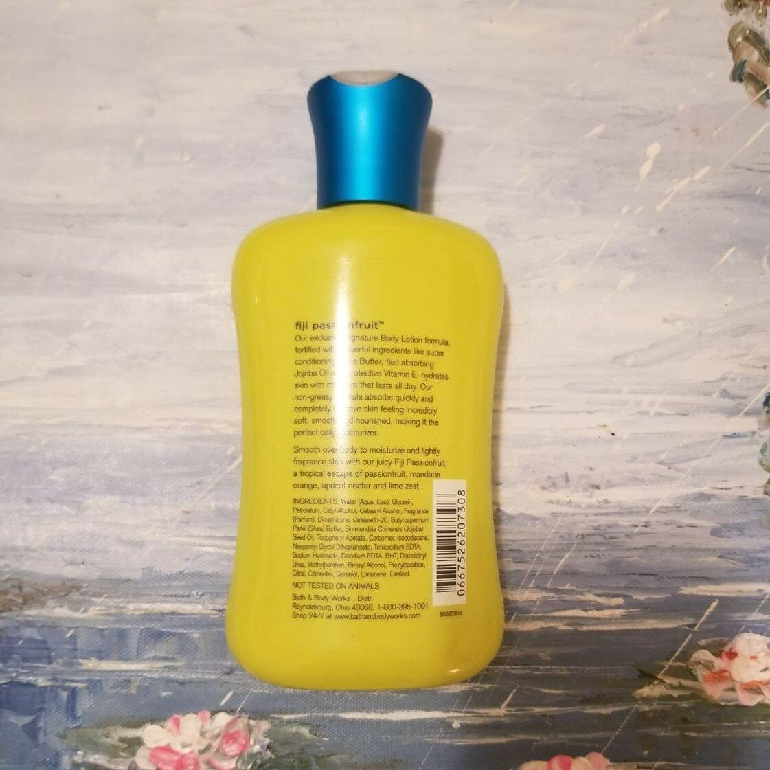 Bath and Body Works Fiji Passionfruit Body Lotion