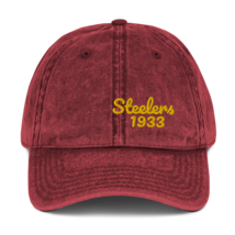 Steelers Hat / 1933 Steelers // Vintage Cotton Twill Cap image 5