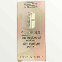 Clinique Superbalanced Makeup - 05 Vanilla CN 70 MF-G --30Ml/1oz - $28.61