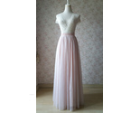 Peach pink tulle skirt 1 thumb155 crop