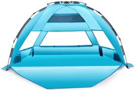Arcshell Premium Extra Large Pop up Beach Tent UPF 50+ - $102.89 CAD