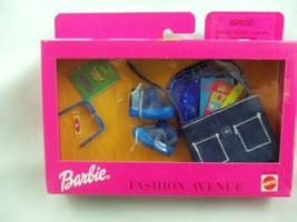 Barbie Fashion Avenue Accessories SCHOOL RULES  1999 Mattel# 25751-New - $15.83