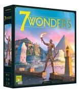 Repos Production 7 Wonders Board Game Asmodee SV01EN - $54.45