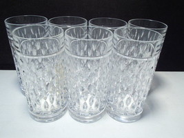 "7 Ralph Lauren Aston Highball Tumblers ~~~ 6 1/4"" tall ~ signed - $112.95"