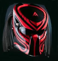 New Predator Helmet Motive Red Line (Dot & Ece Certified) - $250.00