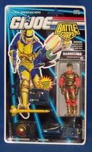 G.I. Joe Battle Corps Barricade Action Figure - $33.66