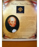 Martin Van Buren United States Presidents Coin Postal Commemorative Society - $8.09