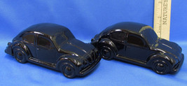 Lot 2 Vintage Avon Volkswagen After Shave Decanter Cologne Wild Country ... - $9.89