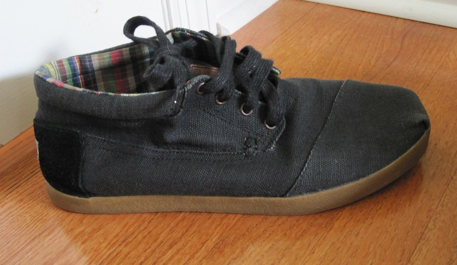 TOMS Men High Tops Casual Athletic