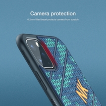 iPhone 11 Pro Max NILLKIN 3D Texture Striker Case image 10