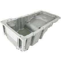 A-Team Performance LS Aluminum Satin Rear Sump Low-Profile Retro-Fit Oil Pan image 3